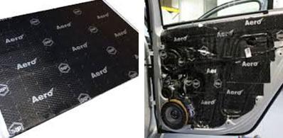 防音、遮音、制振シート STP GOLD AERO